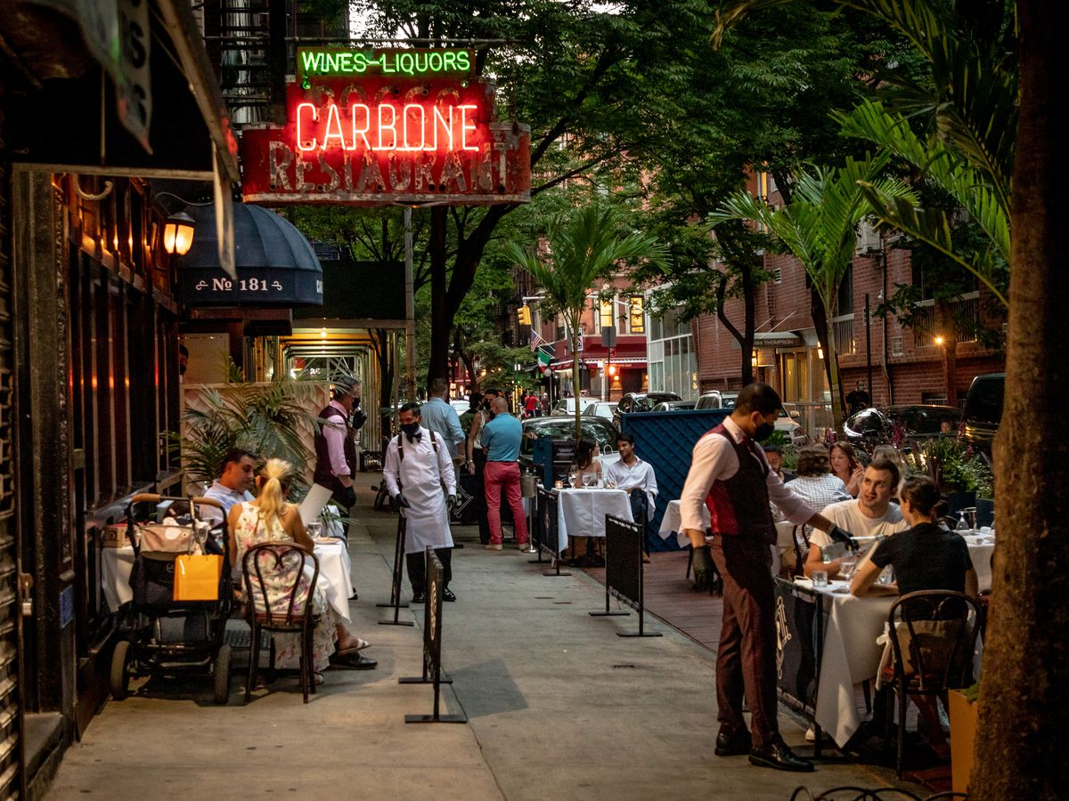 Nyc Restaurants Offering Outdoor Dining