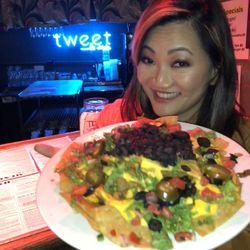 Ji Suk Yi at Tweet restaurant in Uptown. | Brian Rich/ Sun-Times