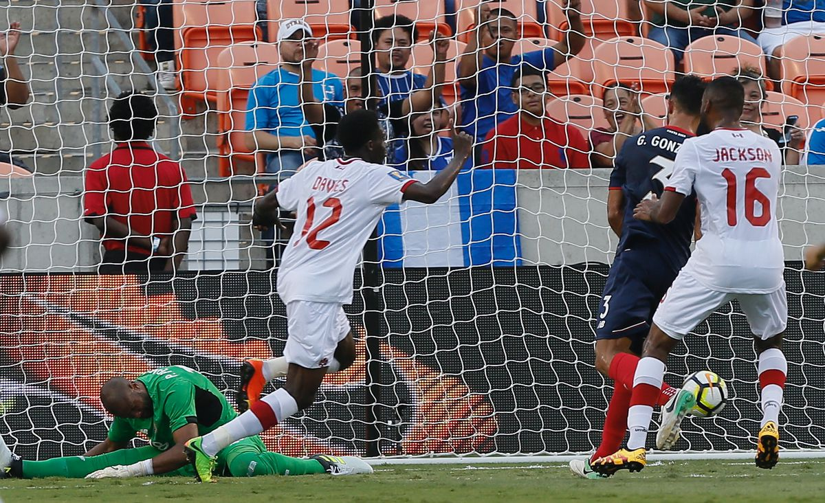 Canada v Costa Rica: Group A - 2017 CONCACAF Gold Cup