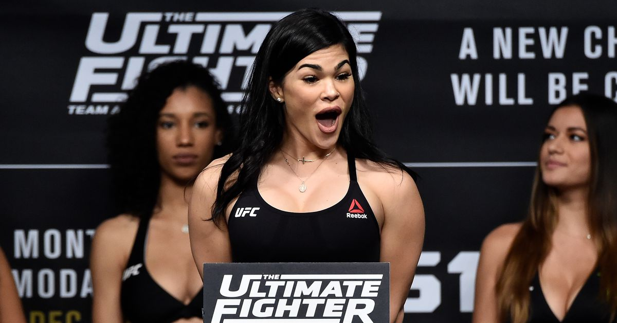Midnight Mania! UFC Strawweight Rachael Ostovich suspended one year for tainted supplement - MMA Mania thumbnail