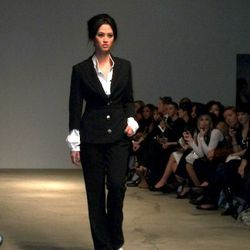 Jen Awad's collection was all over the place.