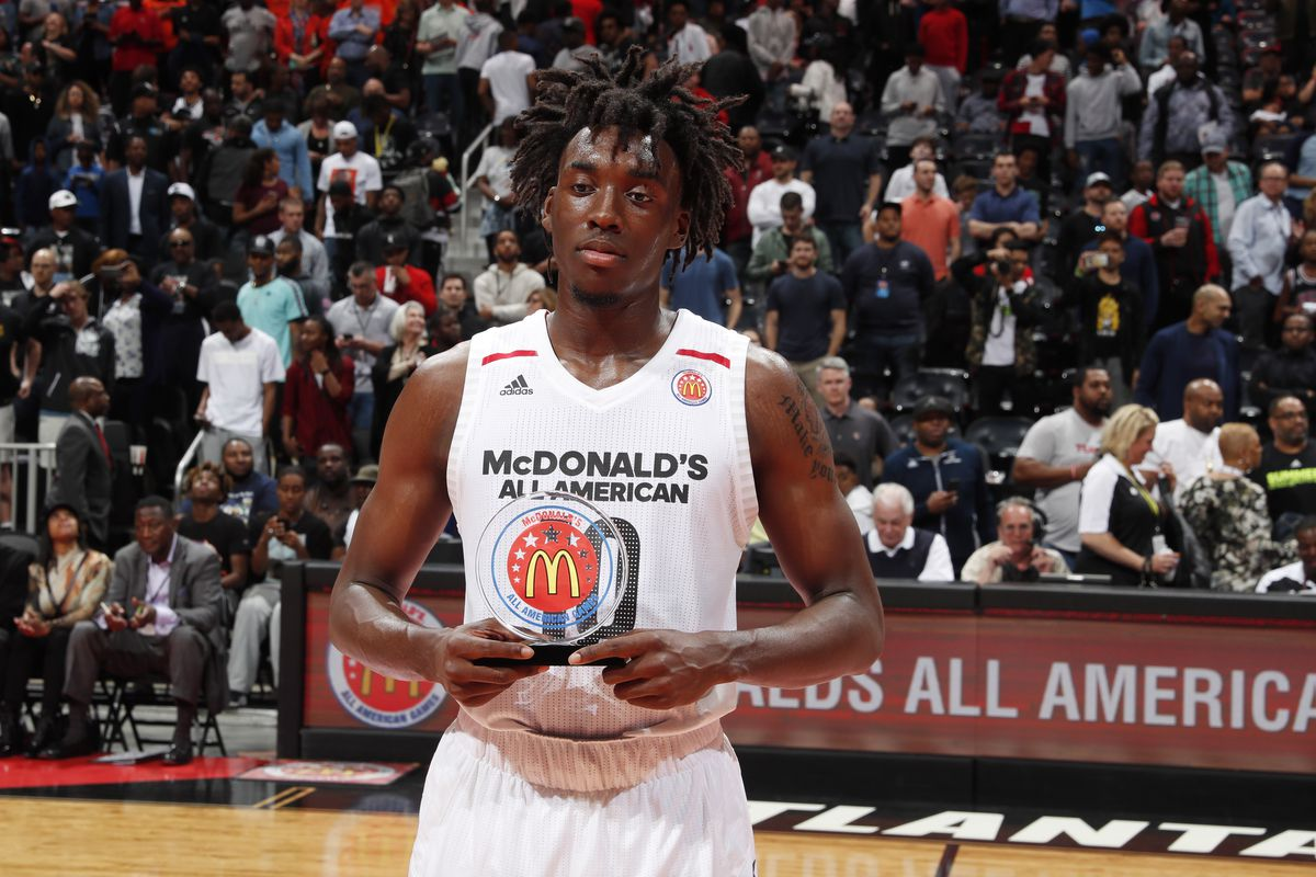 Nassir Little Moved Up To No 2 On Rivals 100 List Tar Heel Blog