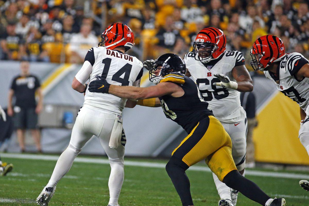 Cincinatti Bengals v Pittsburgh Steelers