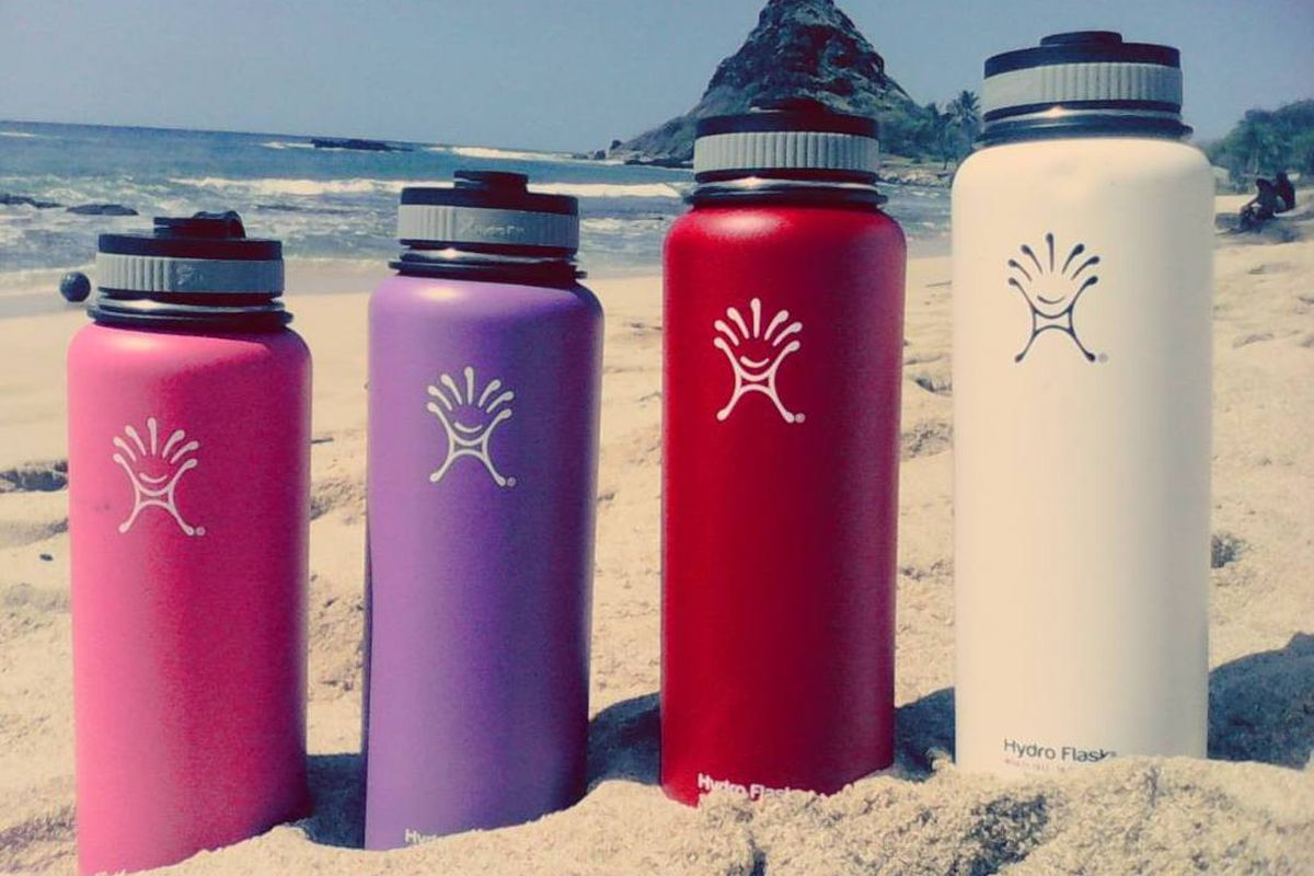 Best Water Bottles 2020.The Hydro Flask Water Bottle Is The Latest Status Symbol Eater