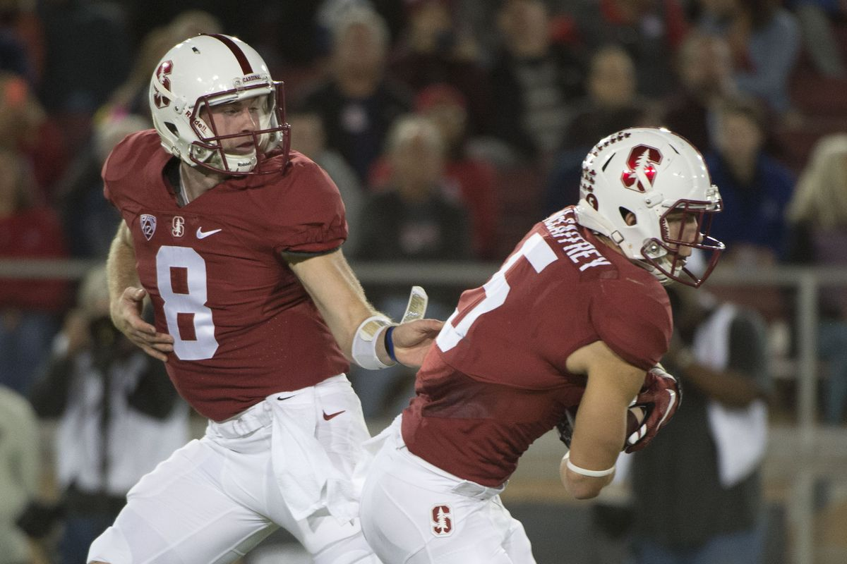 Kevin Hogan and Christian McCaffrey are just two of the many weapons Stanford has on offense.
