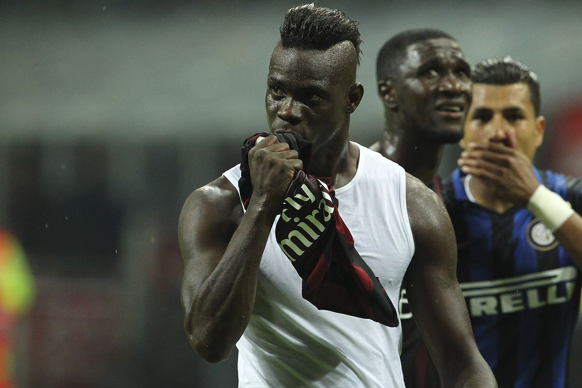 Could Mario Balotelli find his place in the Milan squad as an attacking midfielder?