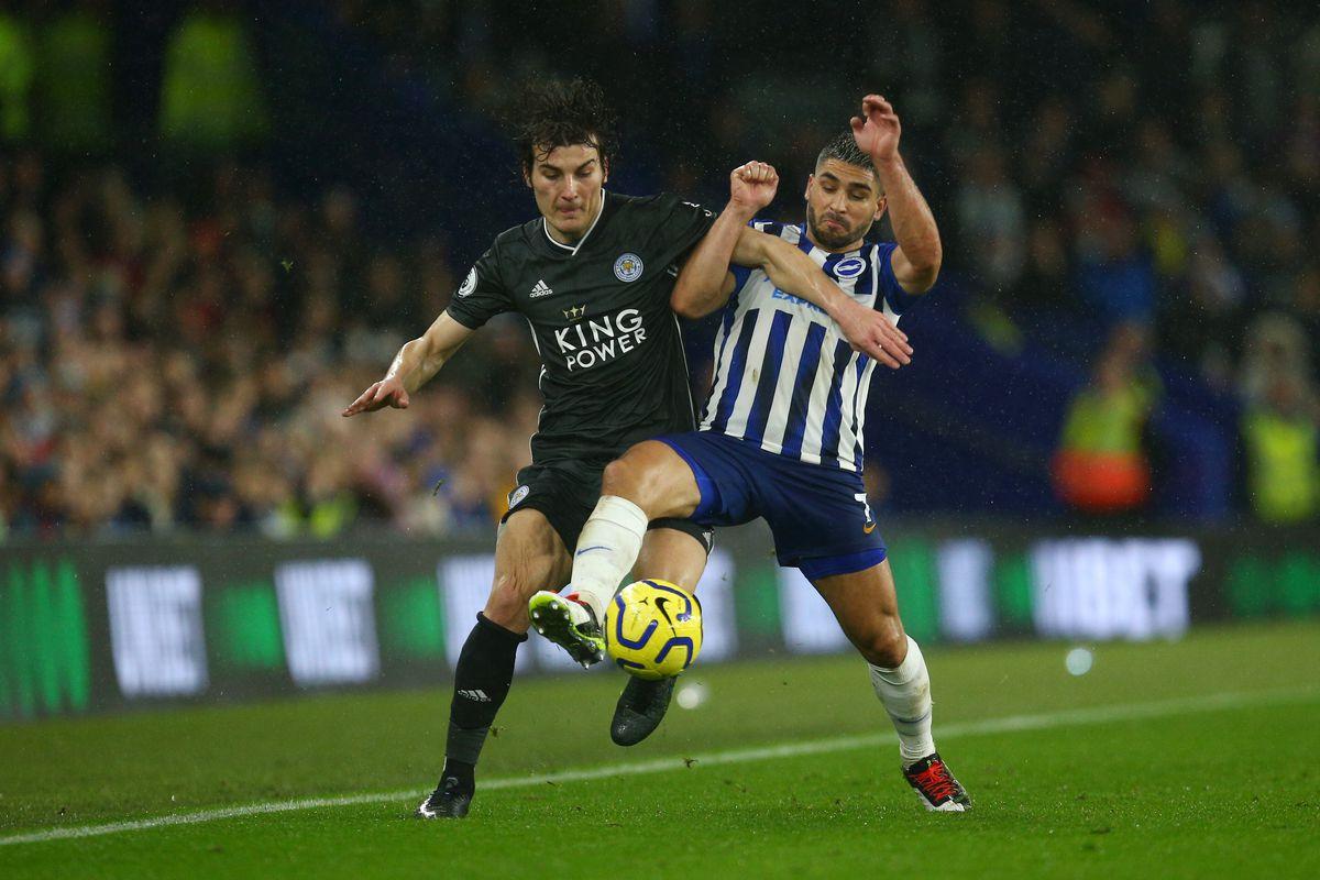 Brighton & Hove Albion v Leicester City - Premier League