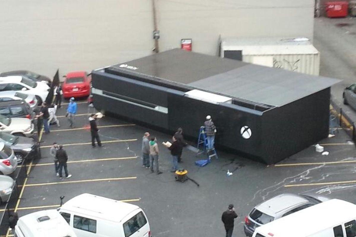 huge xbox one