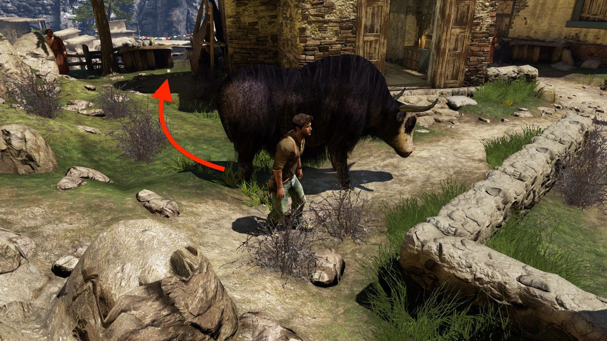 Uncharted 2: Among Thieves 'Where Am I?' treasure locations