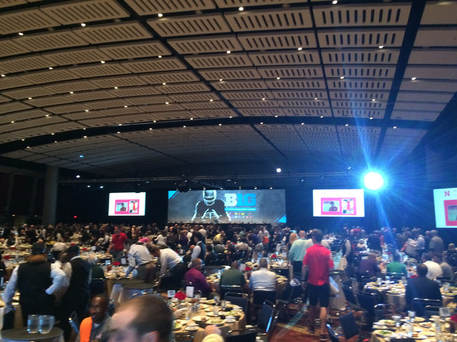 Kickoff Lunch