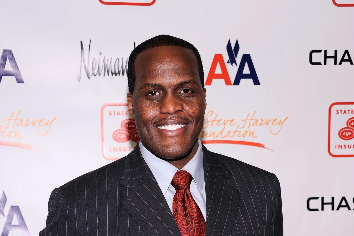 Steve Harvey Hosts 2nd Annual Steve Harvey Foundation Gala In New York - Arrivals