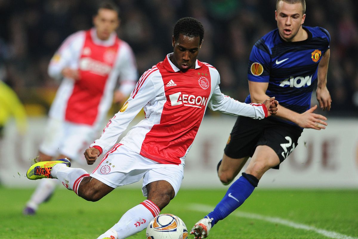 Dutch fullback Vurnon Anita is said to be on our shopping list, according to the players agent.