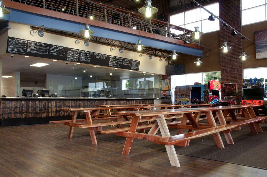 See Inside Pizza Port S Newest Carlsbad Brewpub Eater