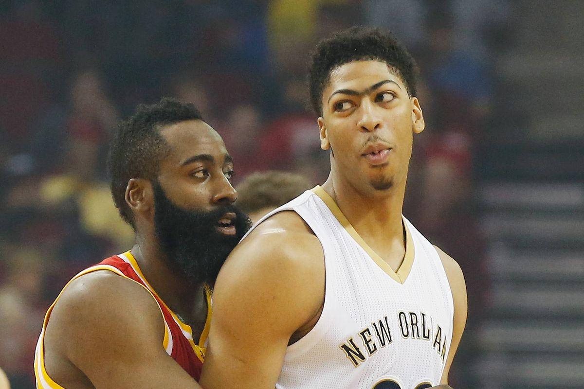 New Orleans Pelicans v Houston Rockets