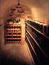 <p>The finished cellar.</p>