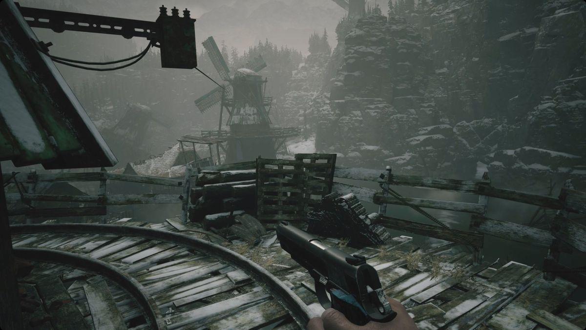 Resident Evil Village walkthrough part 10: Reservoir and Moreau