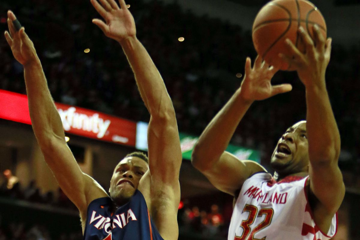 Maryland's first time on the B1G side of the Challenge will be against rival Virginia