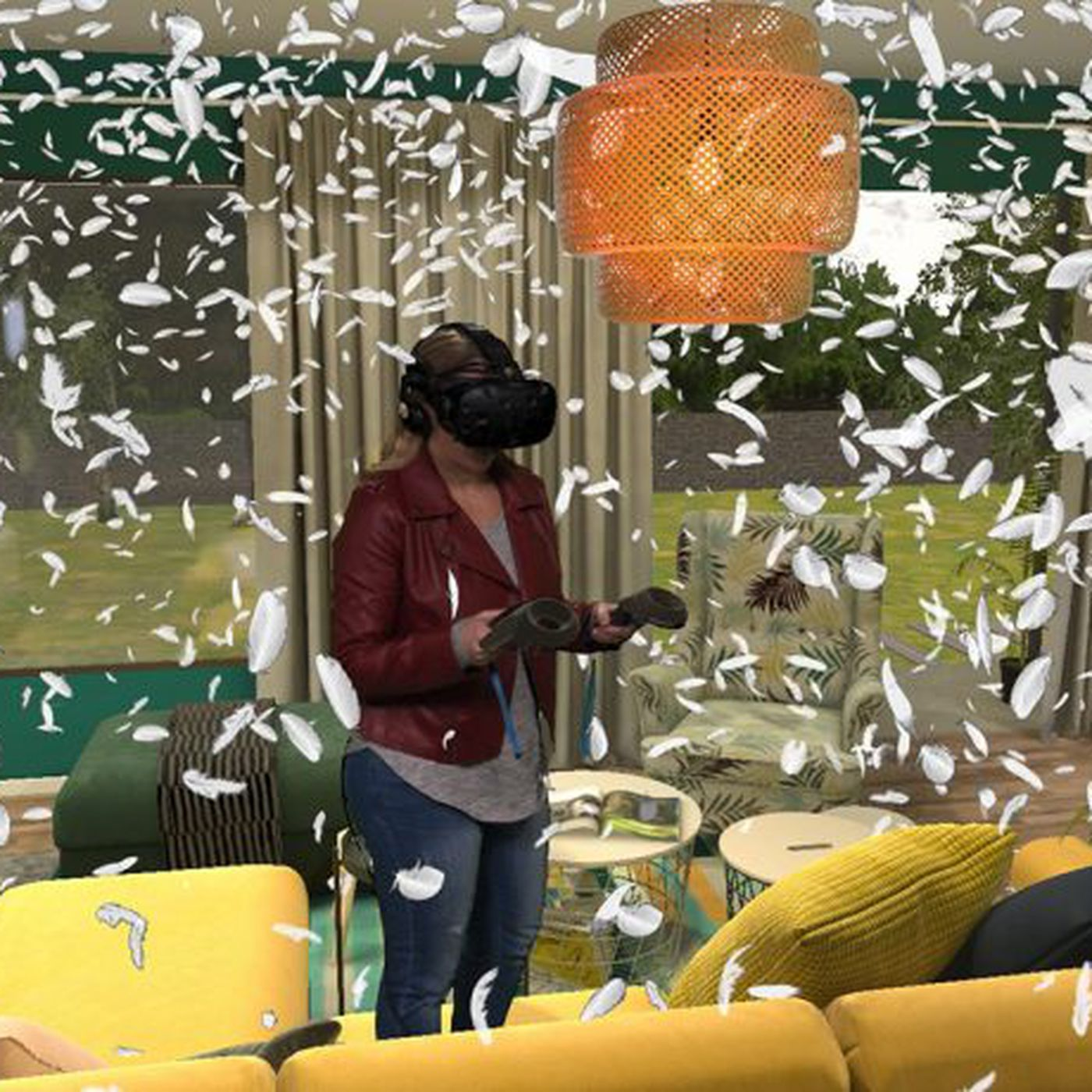 ede4216980d Ikea toys with VR experiences at new store opening - Curbed