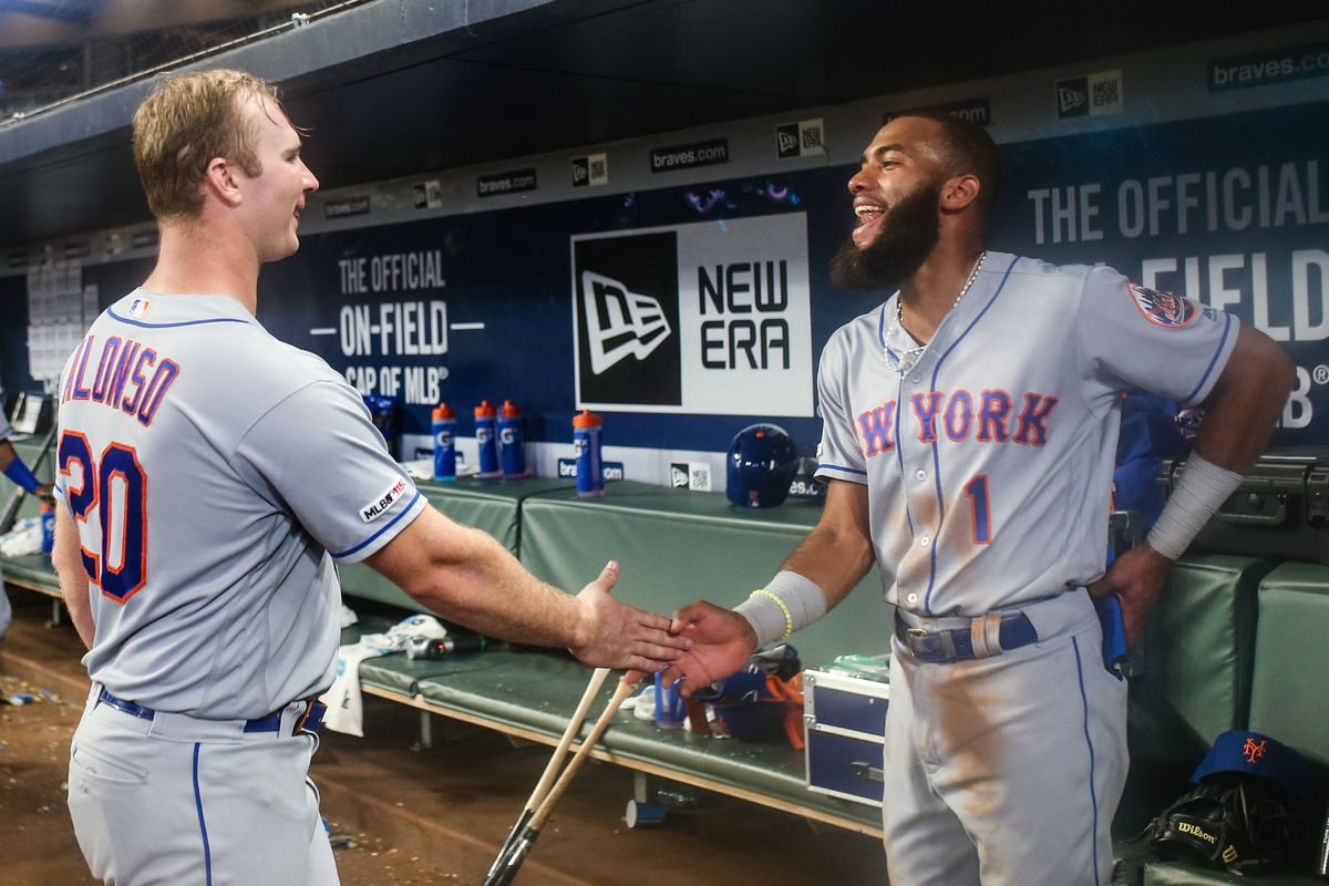 Mets Morning News: Pete Alonso and Amed Rosario each collect five hits in victory over Braves