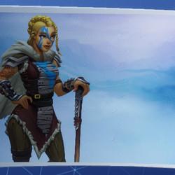 Huntress, unlocked at level 28
