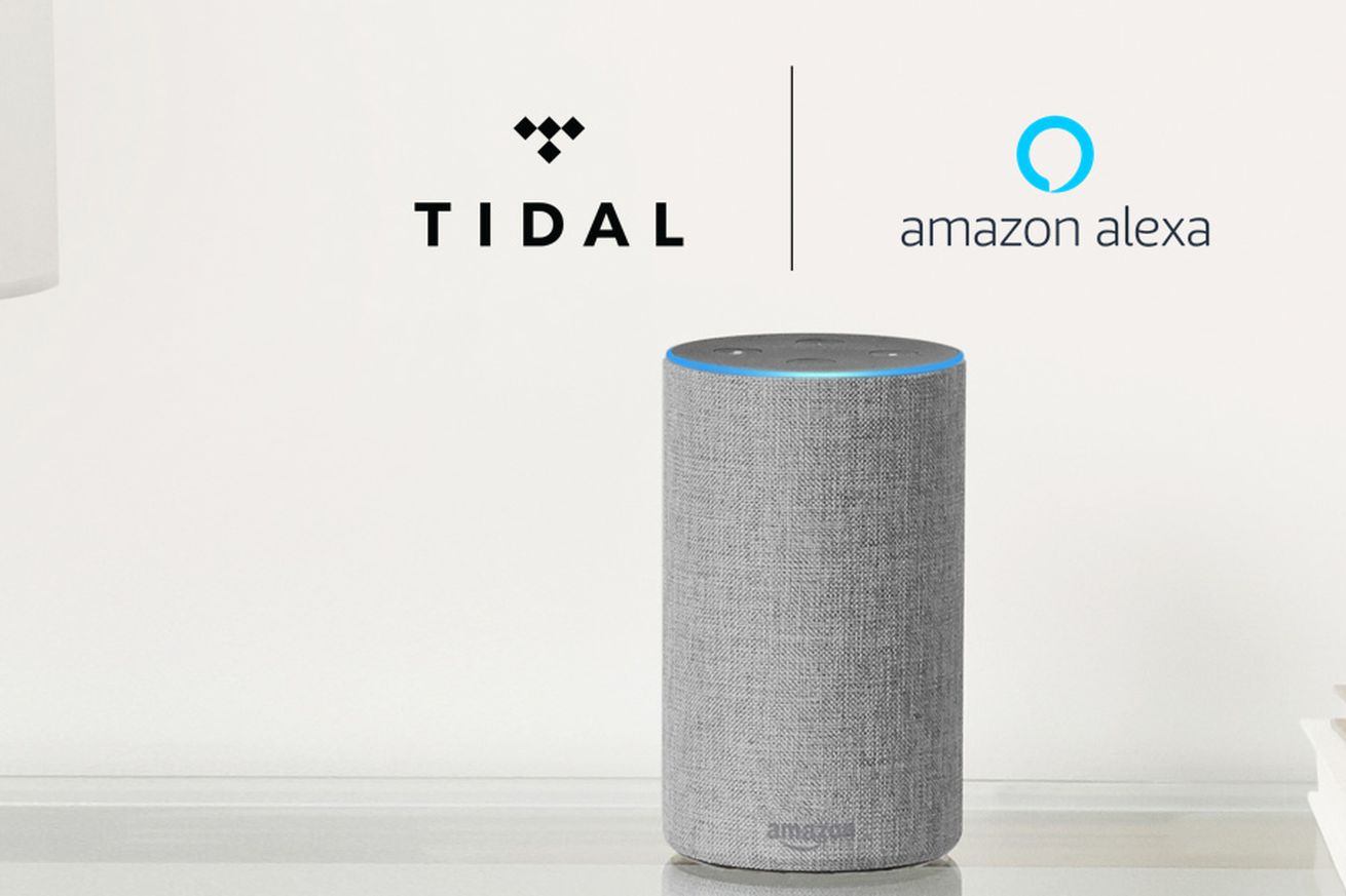 tidal is now available on amazon echo speakers