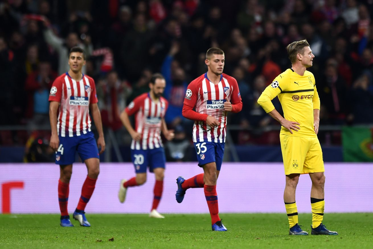 The Daily Bee (November 7th, 2018): BVB?s unbeaten streak ends in Madrid