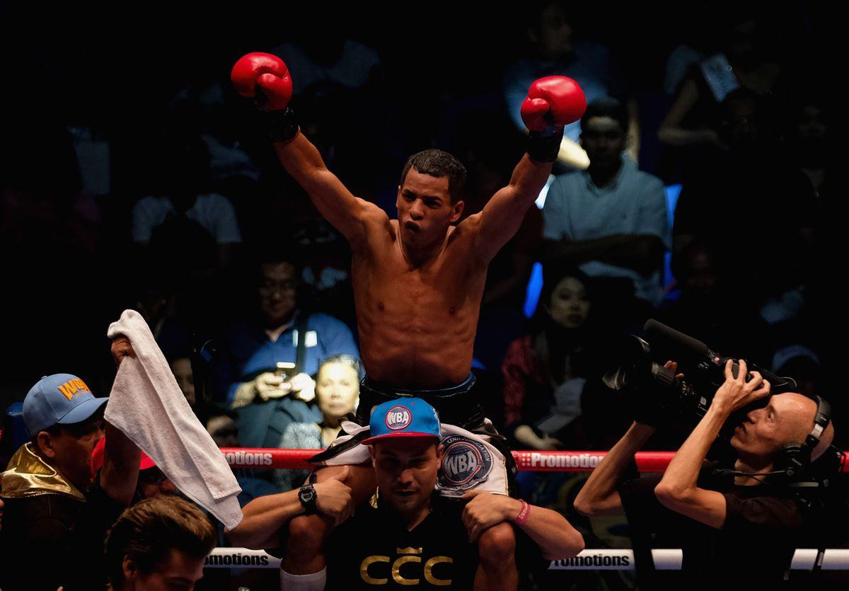 WBA Light Flyweight Title Bout in Kuala Lumpur