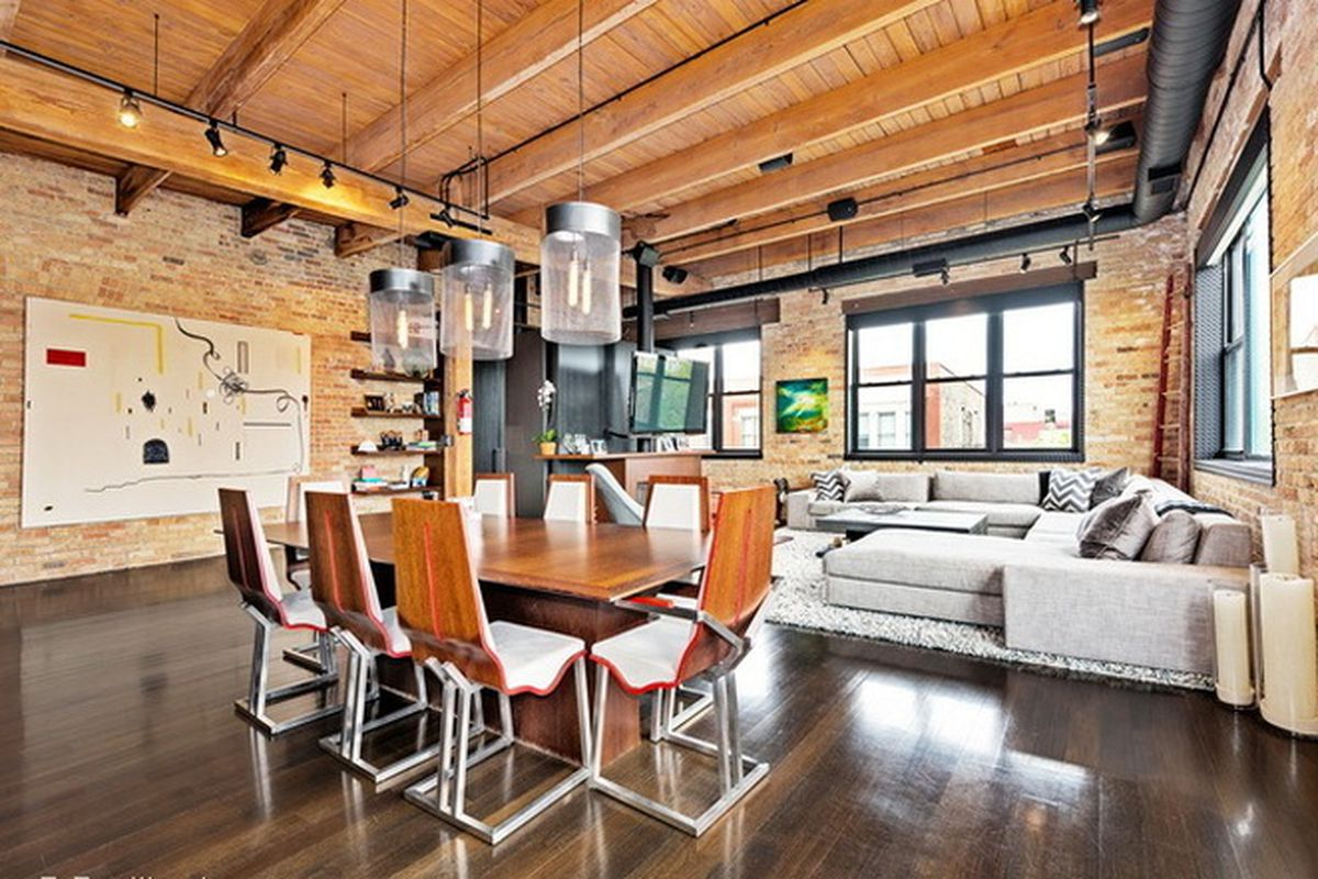 Three Of The Loftiest Chicago Timber Lofts For Sale