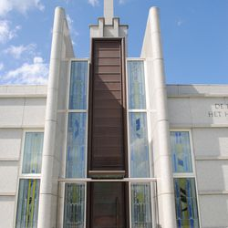 The Hague Netherlands Temple was dedicated in 2002.