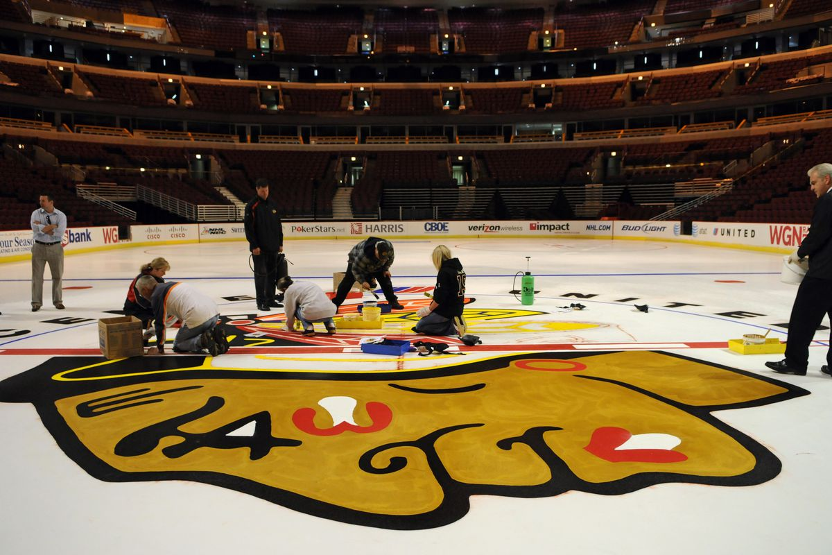 The Blackhawks have the NHL's best logo, according to a poll of the league's players.