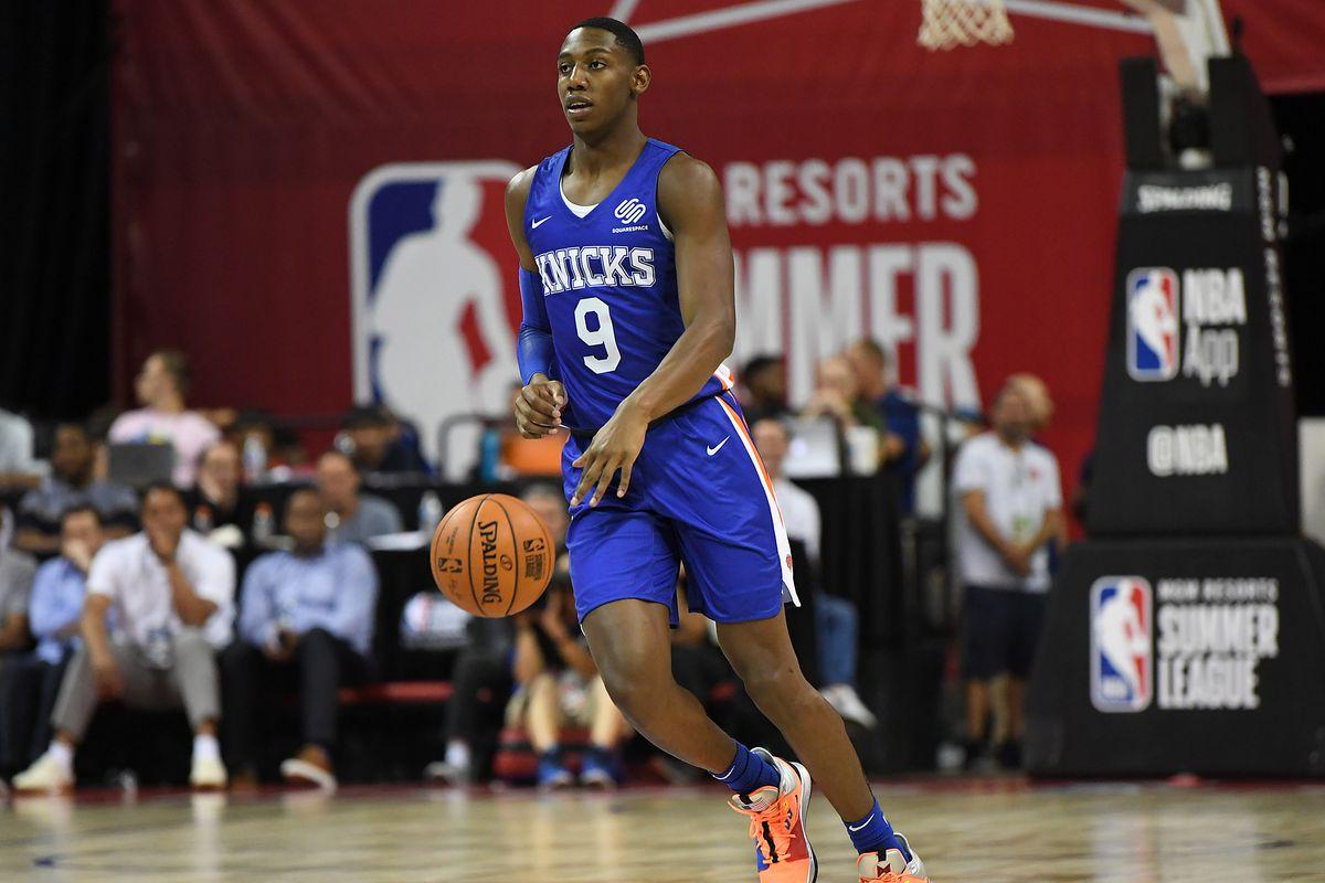 NBA: Summer League-New York Knicks at Toronto Raptors