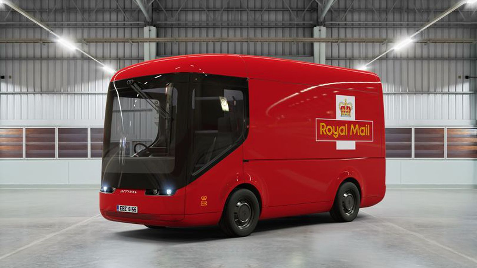 UK?s Royal Mail postal service is now trialling electric vans around London
