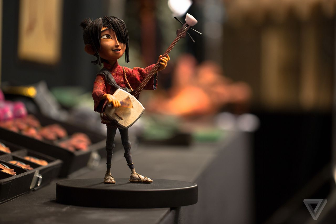 Inside Laika studios, where stop-motion animation goes high tech ...