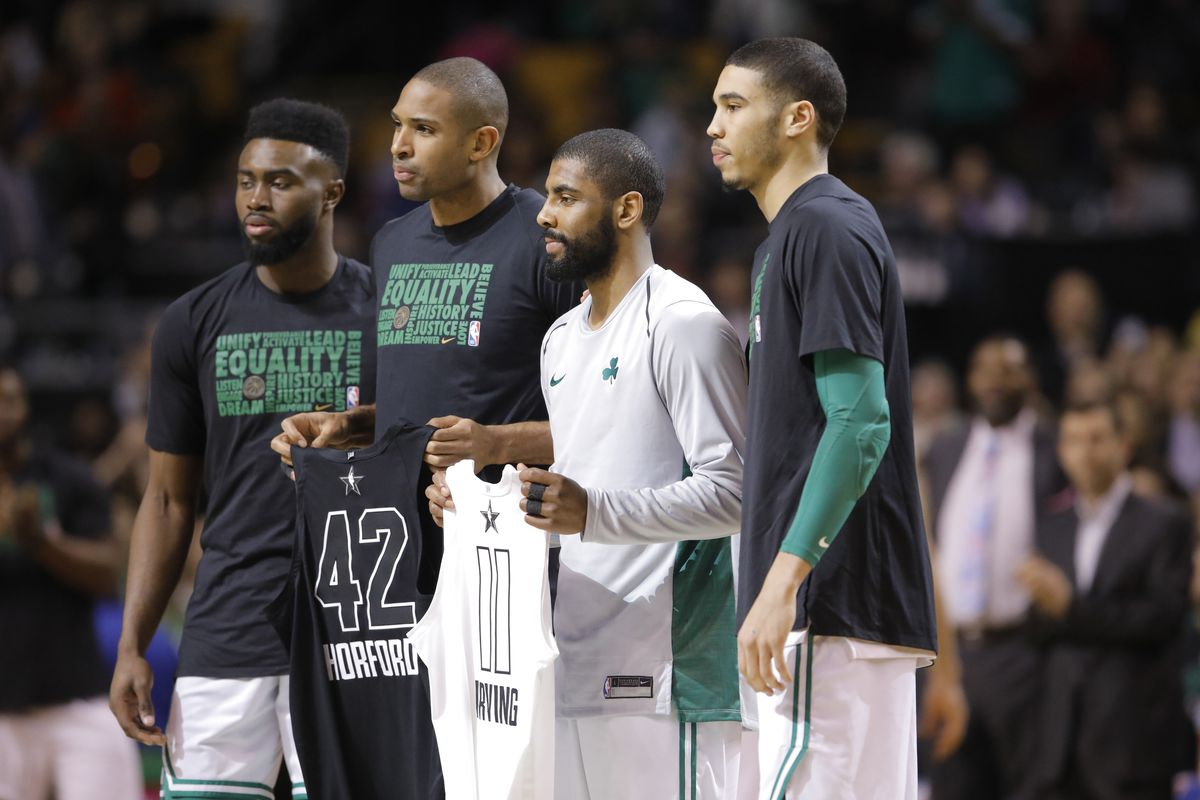 3506fe3f21a8 NBA Scores 2018  Are we panicking about the Celtics (no) and 7 more things  from Wednesday