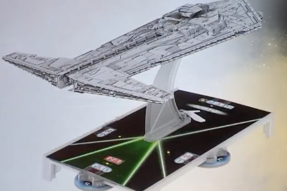 Star Wars Rise Of Skywalker Toy Leak Hints At New Star Destroyer New Republic Ship Deseret News