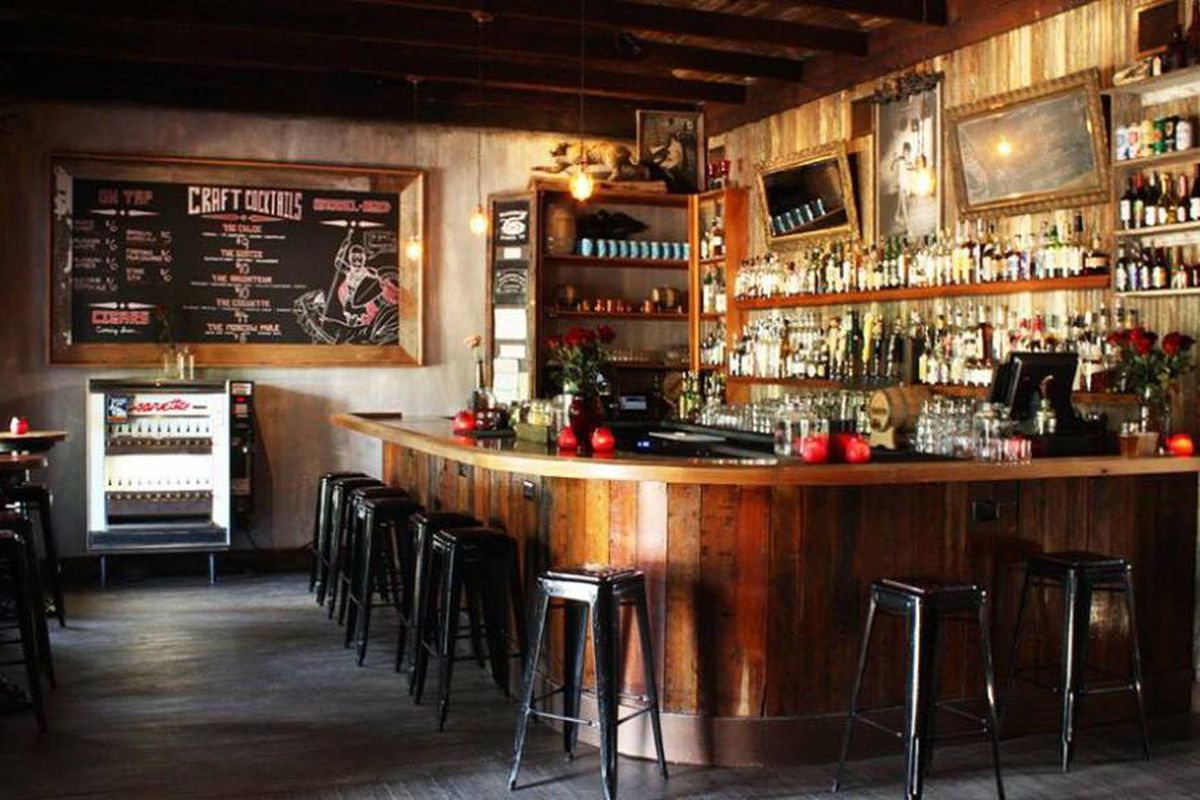 Take Over Lease >> Rainey Street Whiskey Bar Blackheart Is Closing - Eater Austin
