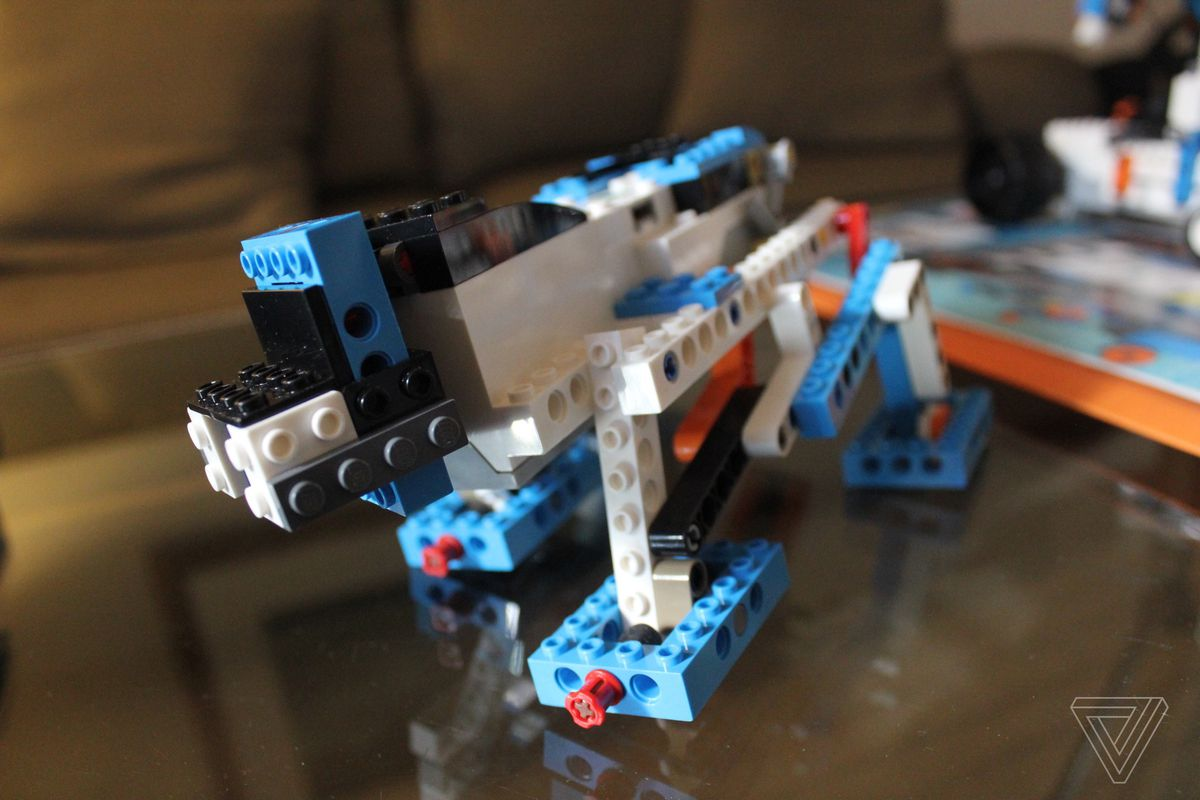 Despite Ces Hype Self Driving Cars Are Not For Sale: Lego's New Robotics Set Lets Kids Program A Cat To Play