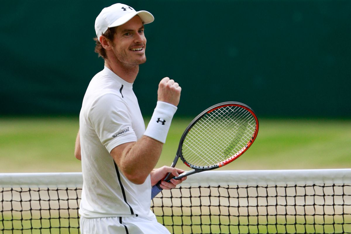 Andy Murray Vs Milos Raonic Wimbledon 2016 Time Tv Schedule And Live Stream For Men S Final Sbnation Com