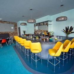 """<a href=""""http://ny.eater.com/archives/2011/07/bearded_lady.php"""" rel=""""nofollow"""">Brooklyn: Inside Bearded Lady, a Groovy New Bar in Prospect Heights</a> - Photo: <a href=""""http://www.danielkrieger.com"""" rel=""""nofollow"""">Krieger</a>"""