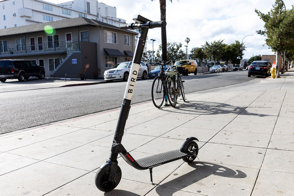 You can now rent a Bird electric scooter for $25 a month