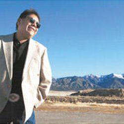 Goshute tribal leader Leon Bear has signed a lease agreement with a consortium of utilities to bring high-level nuclear waste to Skull Valley.