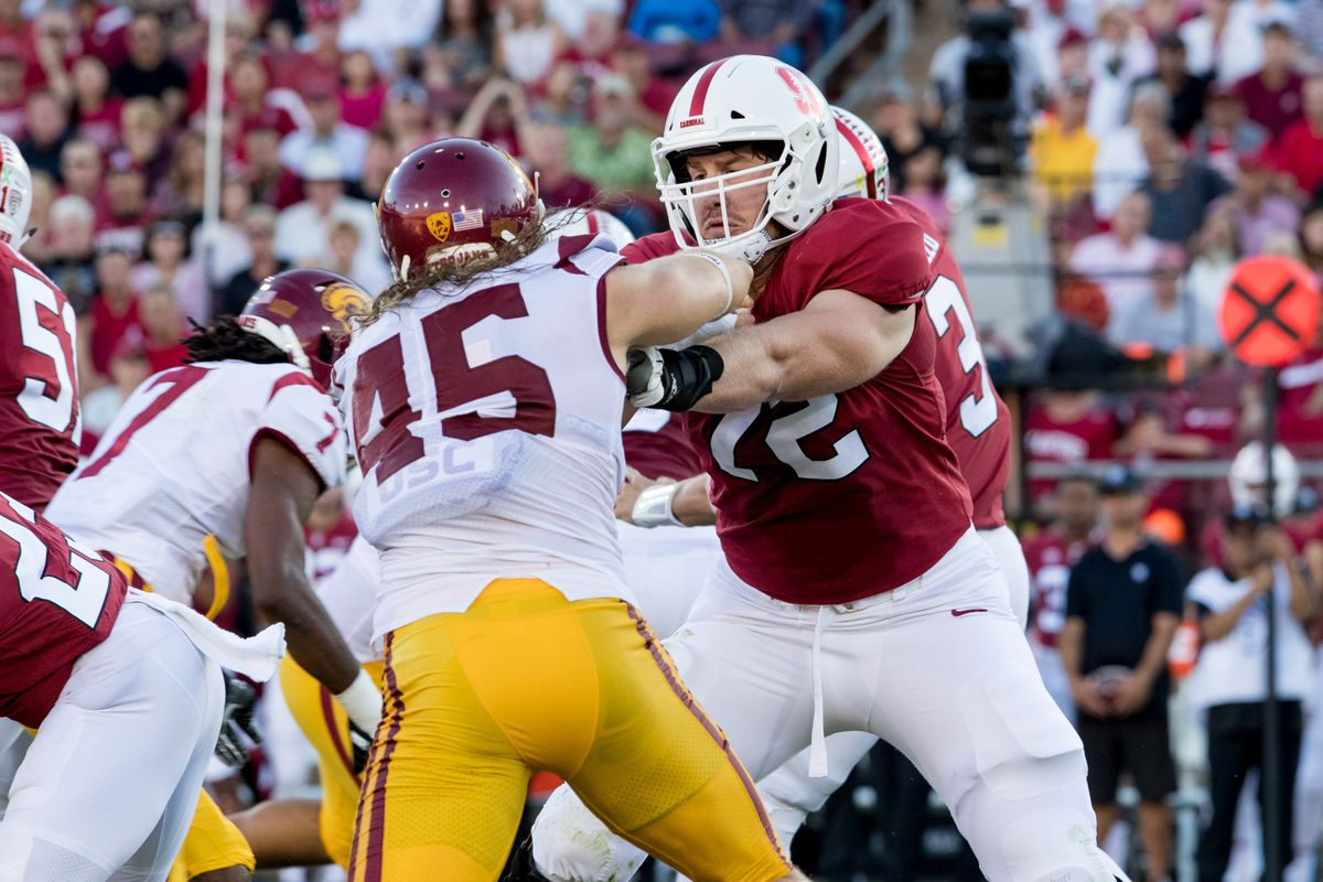 COLLEGE FOOTBALL: SEP 08 USC at Stanford