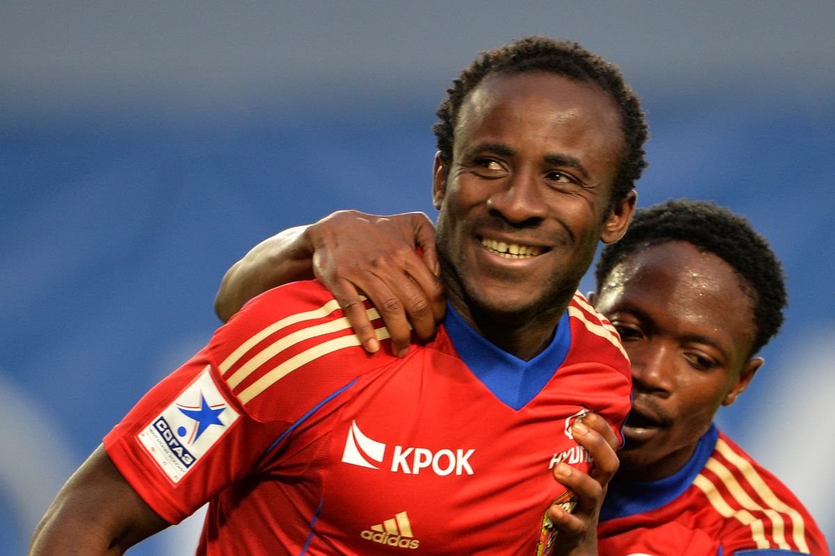 Roma Reportedly Sign Seydou Doumbia from CSKA Moscow for €15M