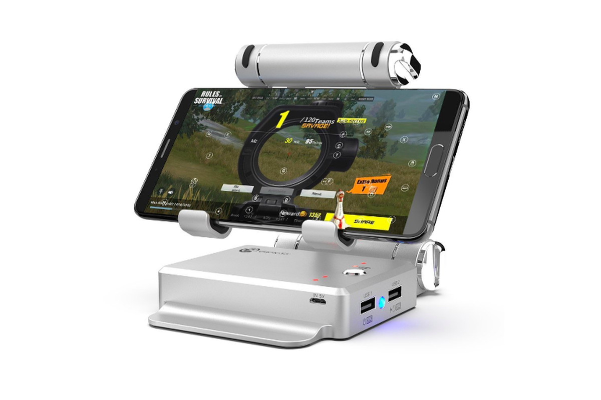 Stick to Fortnite on PC and consoles, this mobile dock isn't worth