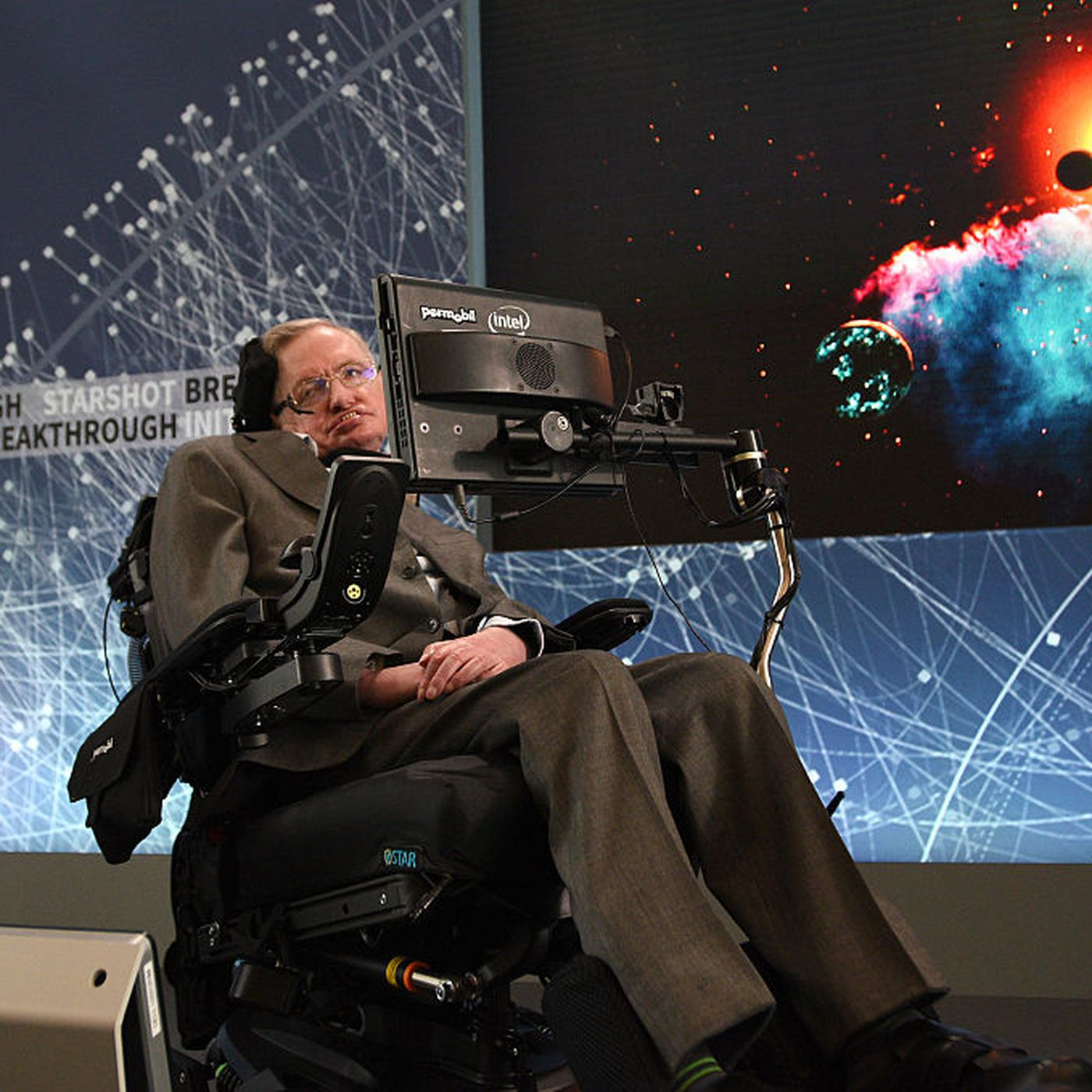 Stephen Hawking's warning: it's time to get the hell off