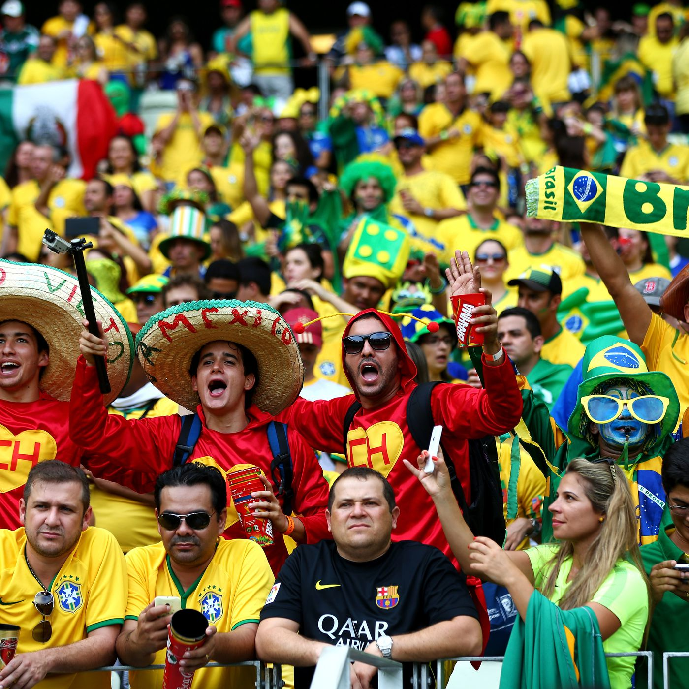 FIFA to investigate World Cup gay slurs by Brazil, Mexico fans - Outsports