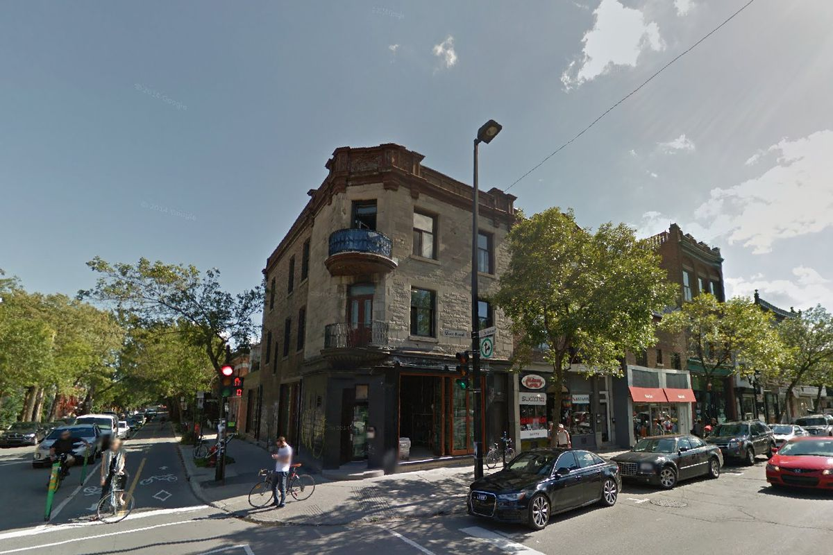 Is this the home of Montreal's next great wine bar?