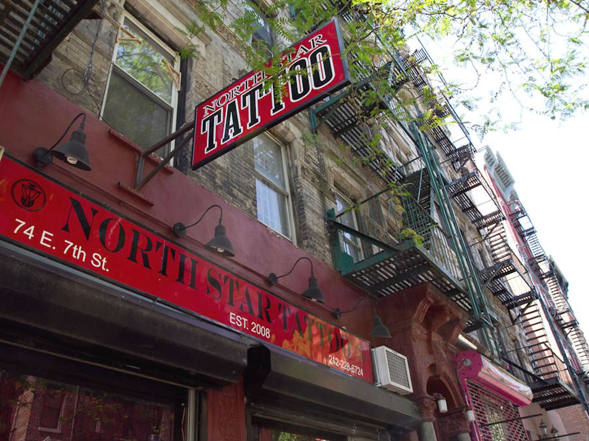Thirteen Of The Best Tattoo Shops In Brooklyn And Manhattan Racked Ny
