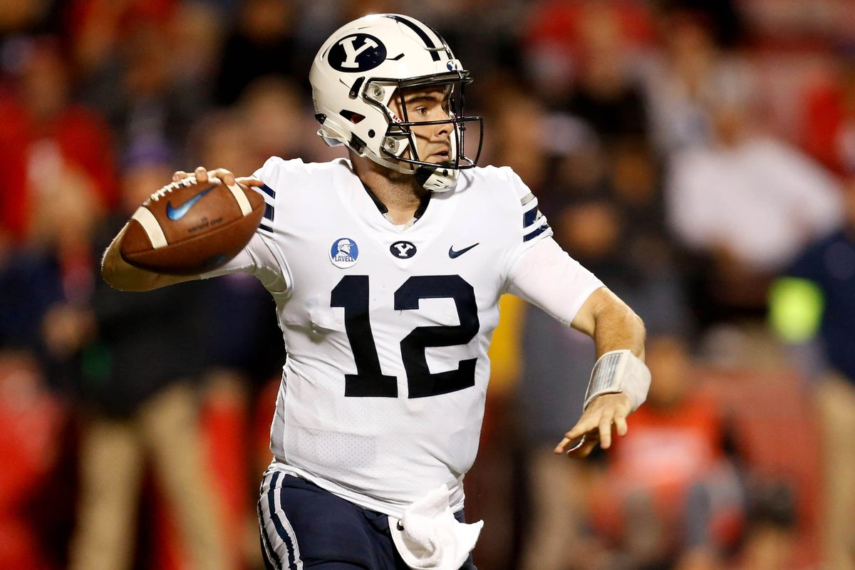 NCAA Football: Brigham Young at Fresno State