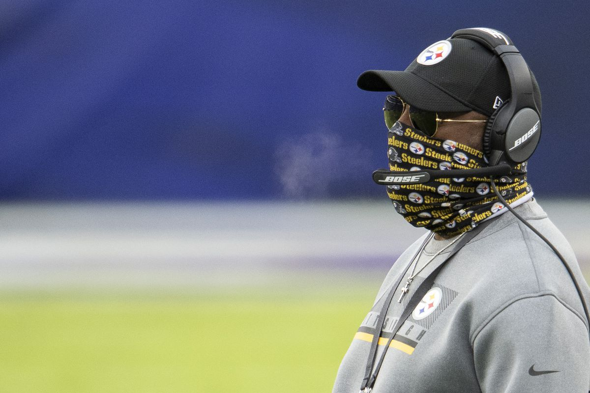 NFL: Pittsburgh Steelers at Baltimore Ravens